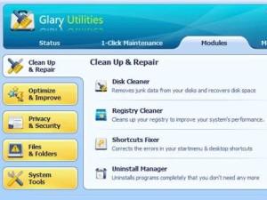 Glary Utilities - PC Schneller machen